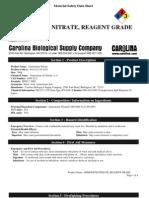Ammonium Nitrate Reagent Grade