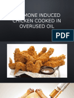 Hormone_induced_chicken_cooked_in_used_oil.pptx;filename_= UTF-8''Hormone induced chicken cooked in used oil