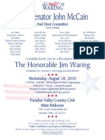 Mccain 8-18 Invite