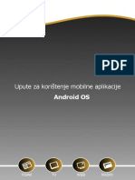 Mobilni Presscut Upute Android