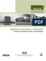 Rainwater Harvesting Retrofit Strategies - A Guide for Apartment Owners