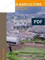 Building Resilient Cities With Urban Agriculture