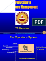 1.1 Introduction to Operations Management