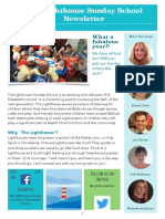 lighthouse newsletter