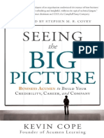 Kevin Cope Seeing the Big Picture