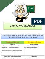 Arbol Problemas - Grupo Matemáticos