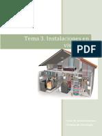 Instalaciones en Viviendas