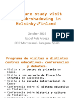 Structure study visit and job-shadowing in Helsinky,Finland.pptx