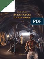 Daemon - Brasil Colonial - Aventuras Capixaba - Guia Do Mestre - Biblioteca Élfica