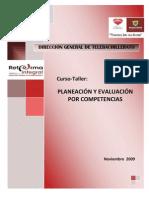 Antologia de Planeacion y Evaluacion