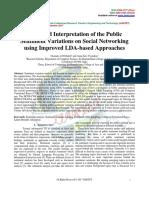 Enhanced Interpretation of the Public