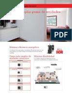 Multisplit Domestica Fujitsu 2014