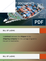 05 Shipping Documents