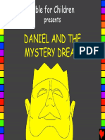 Daniel and the Mystery Dream English