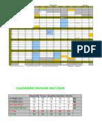 Calendário Anual 2017-18