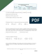 Mat 6°A - Prueba Argumentativa 3P2017 - CAC