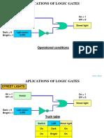 25.APPLICATION OF LOGIC GATES.ppt