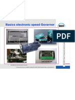 Basics Electronic Governors