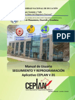 Manual Del Aplicativo CEPLAN POI 2018 SEG