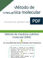 El Método de mecánica molecular.pptx