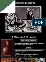 A REVOLUCAO DE 1383-85.ppt