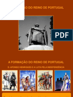 A formacao do reino de Portugal.ppt