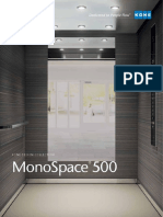 KONE MonoSpace 500 Design Collection