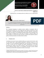 El Populismo Punitivo Como Mecanismo de Política Criminal Peruana