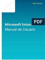 Manual de Usuario Microsoft Intune
