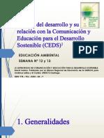 SEM 12 - 13 - Gestión Del Desarrollo y Su Relación Con La CEDS