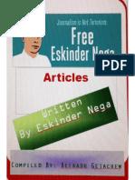 Eskinder Nega_s Articles