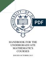 UG Handbook2013 Web