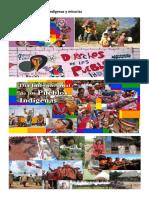 Derechos de Los Pueblos Indígenas y Minorias,Personas Que Luchan Por Los Derechos Indigenas