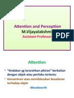 Attention and Perception Keperawatan