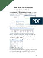 PSSE Fault Intro Instructions