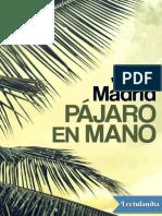 Pajaro en Mano - Juan Madrid