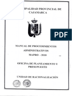 Manual de Procedimientos Administrativos_2010-MPC