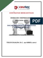 OscarRodriguez 31121727 Tarea-01 Contratos Mercantiles