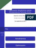 Optimización Aerodinámica