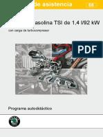 68-Motor Gasolina 1.4 TSI 92 KW