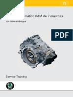 075 - Cambio Automatico 0AM de 7 Marchas