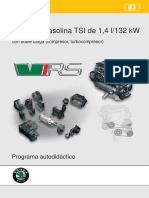 083_Motor de Gasolina TSI de 1,4 l 132kW