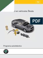 073-Sistema LPG en Vehiculos Skoda