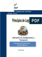 Principios de Logistica