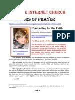 Warriors of Prayer