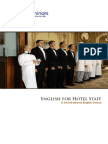 English for Hotel Staff