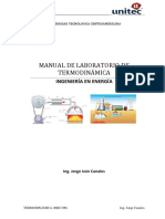 Manual de Laboratorio de Termodinámica - Energía