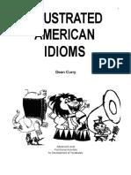 -Illustrated American Idioms