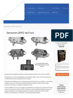 Sensores DPFE de Ford – Encendido Electronico
