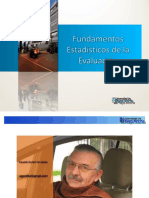 Fundamentos Estadística